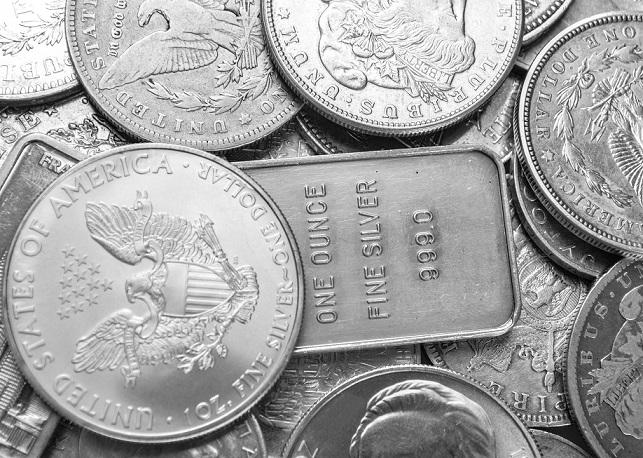 silvermynt dollar